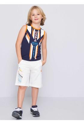U.S. Polo Assn. Erkek Çocuk Claud Atlet Lacivert