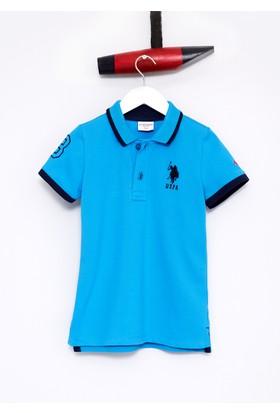 U.S. Polo Assn. Sd01İy7 Erkek Çocuk T-Shirt