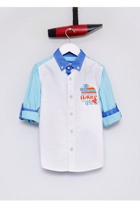 U.S. Polo Assn. Erkek Çocuk Gömlek Erenkids