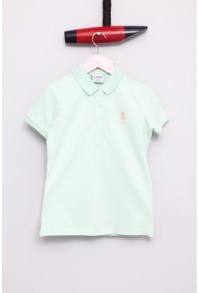 U.S. Polo Assn. Tp01İy07 T-Shirt Yeşil