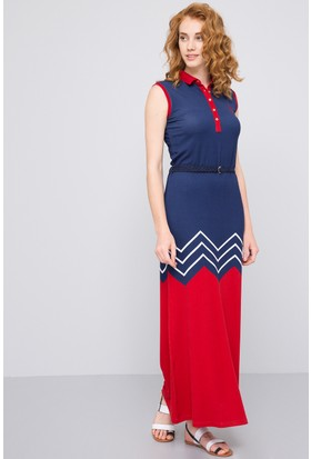 U.S. Polo Assn. Kadın Camber Elbise Lacivert