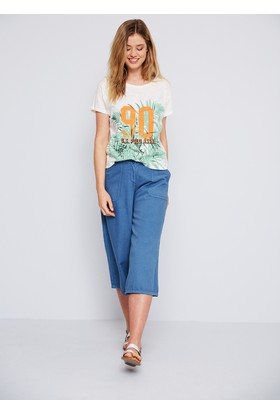 U.S. Polo Assn. Kadın Betty7Y Pantolon Mavi