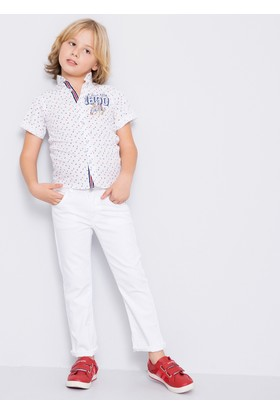 U.S. Polo Assn. Markkids7Y Pantolon