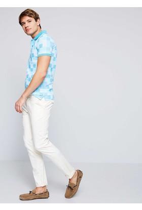 U.S. Polo Assn. Erkek Ryan7Y-Ing Pantolon Bej