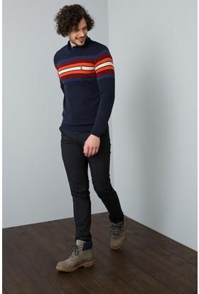 U.S. Polo Assn. Erkek Benjamin7S Pantolon Gri