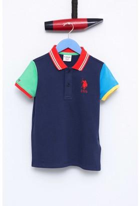 U.S. Polo Assn. Erkek Çocuk Noble T-Shirt Lacivert