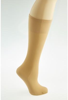 Fullamoda Kadın Dizaltı Çorap