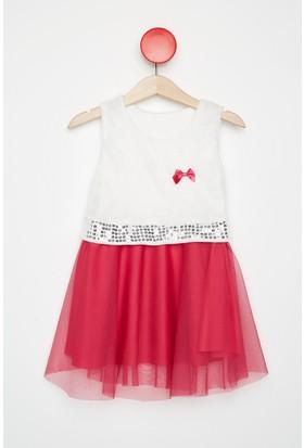 Fullamoda Kız Çocuk Tüllü Elbise