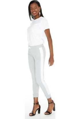 Fullamoda Şeritli Pantolon