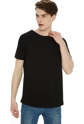 Fullamoda Cep Detaylı Tshirt