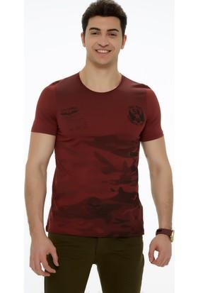Fullamoda Desenli Tshirt