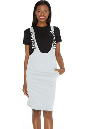 Fullamoda Salopet Elbise