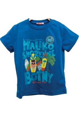 Zeyland Erkek Çocuk Saks T-Shirt -81Kl1152