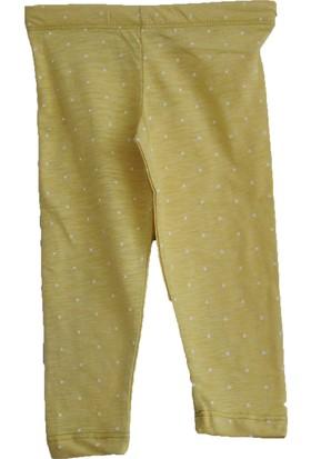 Zeyland Kız Çocuk Sarı Tayt -81Kl2111