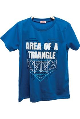 Zeyland Erkek Çocuk Saks T-Shirt -81Kl3152