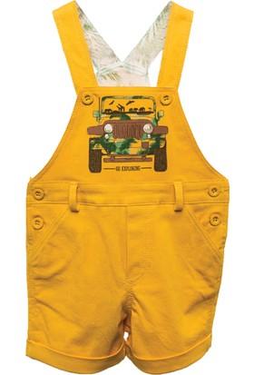 Zeyland Erkek Çocuk Sarı Yelek -81M1Arf41