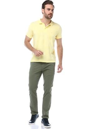 Brango 50133-4 Dar Kalıp Yeşil Pantolon