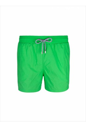 Ayyıldız 87104 Cepli Bağcıklı Deniz Şortu Yeşil