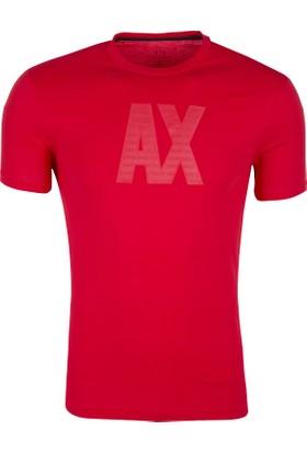 Armani Exchange Erkek Bisiklet Yaka Tshirt 3Zztavzja5Z 2420