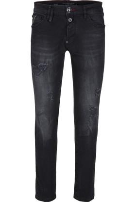 Philipp Plein Jeans Erkek Kot Pantolon P18C Mdt0877 Pde001N 02Kd
