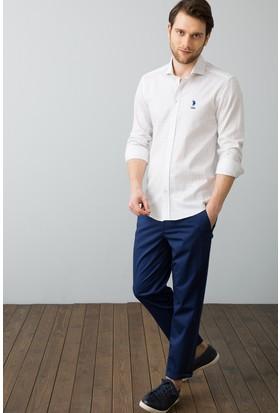 Us Polo Assn Dokuma Spor Pantolon | 50189025-Vr033