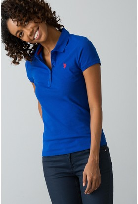 U.S. Polo Assn. Kadın Tshirt