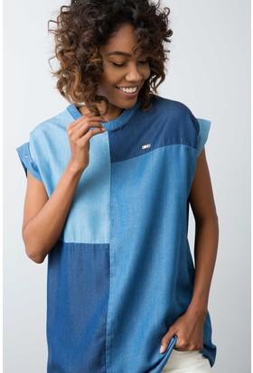 Us Polo Assn Denim Elbise | 50189366-Dn0022