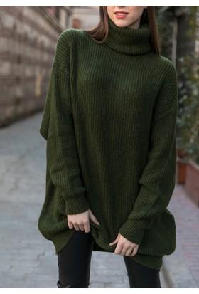 Femme Oversize Kazak