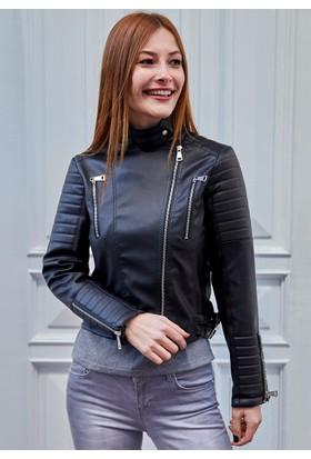 Femme Deri Ceket