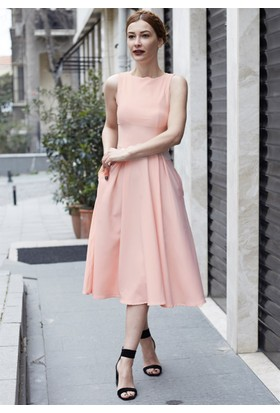 Femme Midiboy Elbise