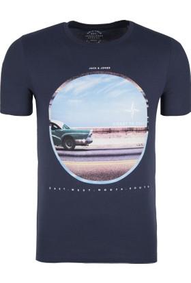 Jack & Jones Erkek T-Shirt 12135748