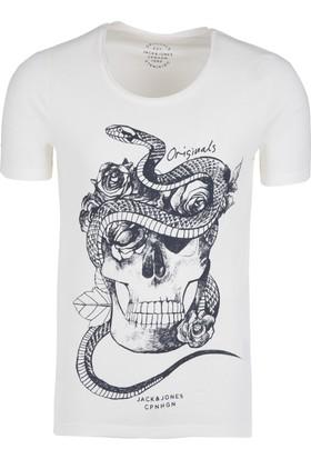 Jack & Jones Erkek T-Shirt 12139634