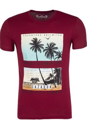 Cazador Erkek T-Shirt Cdr4887