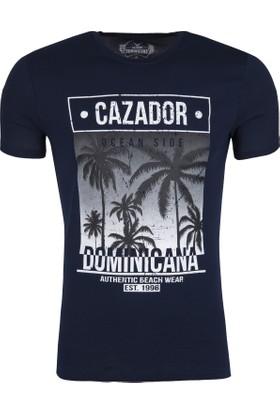 Cazador Erkek T-Shirt Cdr4888