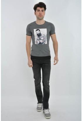 Rodin Hills Antrasit Erkek Kot Pantolon 977