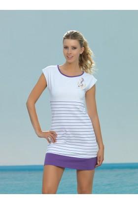 Marc & Andre Beachwear Ct-S2303 Plaj Elbisesi