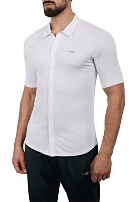 Lescon 18Y-1084 Beyaz Erkek Gömlek