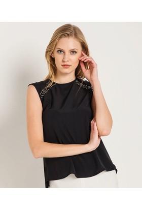 Home Store Bluz Siyah 47721