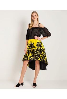 Home Store Etek Koyu Sarı 47898