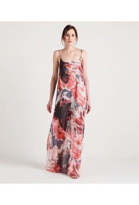 Home Store Elbise Kırmızı 49053