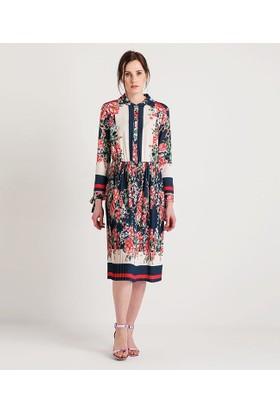Home Store Elbise Renkli 49100