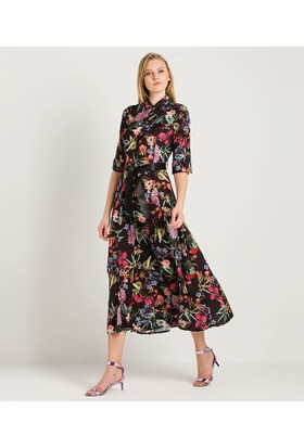 Home Store Elbise Siyah 49143