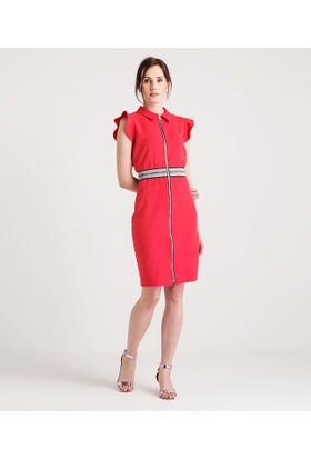 Home Store Elbise Fuşya 49146
