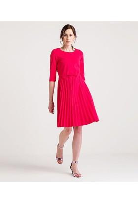 Home Store Elbise Fuşya 49206