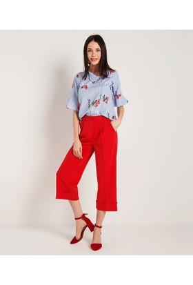 Home Store Pantolon Kırmızı 47867