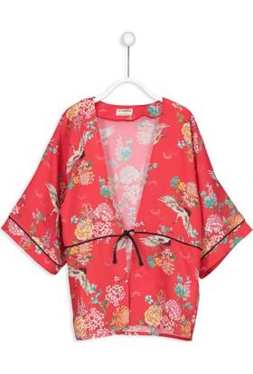 LC Waikiki Kız Çocuk Kimono