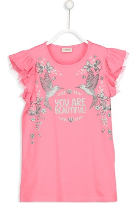 LC Waikiki Kız Çocuk Tshirt