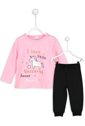 LC Waikiki Kız Bebek Pijama Takımı 2'li