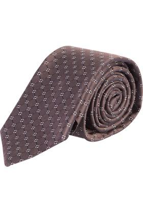 Kiğılı İtalyan İpek Desenli Kravat