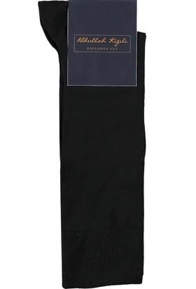 Kiğılı 2'Li Düz Merserize Çorap